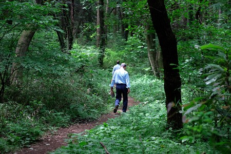 2016.05.26 瀬谷市民の森 公務員ウオーキング
