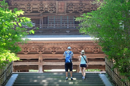 2016.08.05 円覚寺 三門