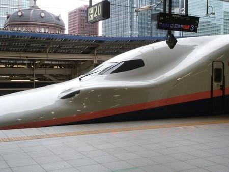 2016.10.09 東京駅 21番線ホーム
