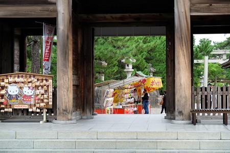 2016.10.10 白山神社 ポッポ焼き