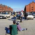 2016.11.12 赤レンガ倉庫 横浜ヒストリックカーデイ 「古い車の絵を描こう」
