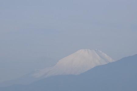 2016.12.04 駅前 富士山