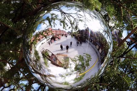 2016.12.12 クリスマスマーケット in 横浜赤レンガ倉庫 Tree