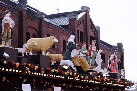 2016.12.12 クリスマスマーケット in 横浜赤レンガ倉庫