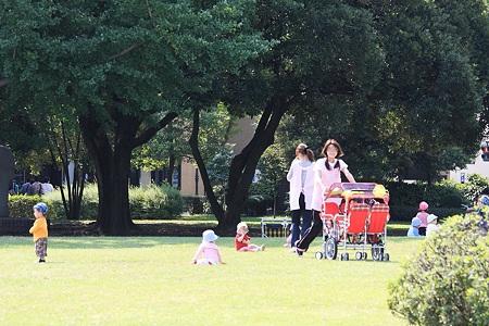 2010.10.06 山下公園 課外授業