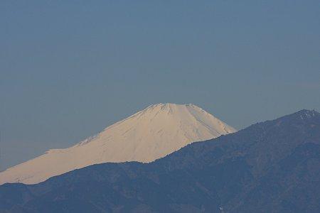 2011.03.18 散歩道 富士山