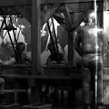 写真: 昭和初期の町工場