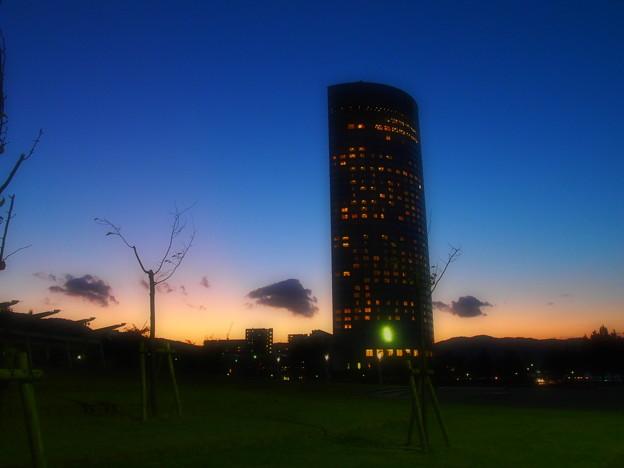 マジックアワーのホテル