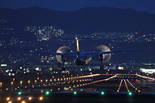 伊丹空港にて4