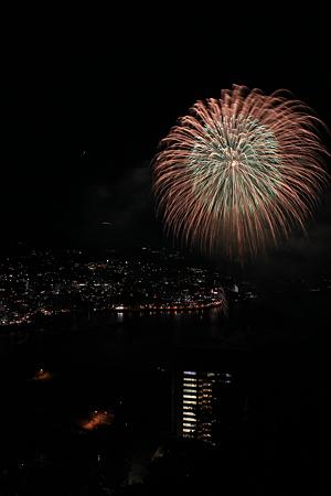 2010年12月23日熱海海上花火大会