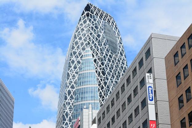 新宿のとあるビル