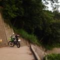 明神山からの夕景4