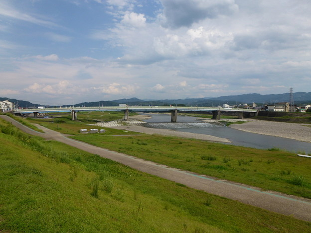 五条、新町通り25 吉野川 大川橋