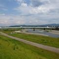 Photos: 五条、新町通り25 吉野川 大川橋
