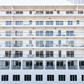 船にホテルを載せちゃいました