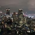 東京タワーから東京スカイツリー