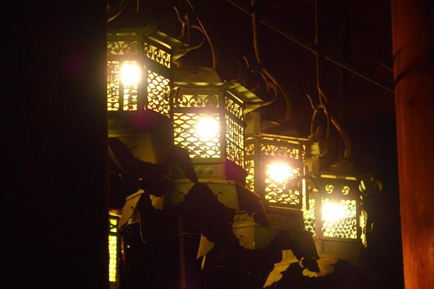Photos: 夜の二月堂4