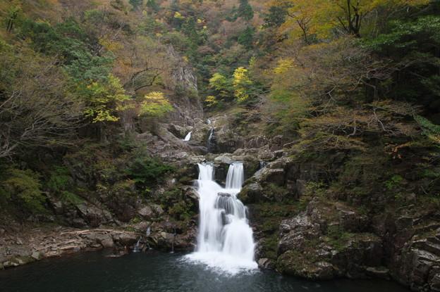 三段峡 三段滝