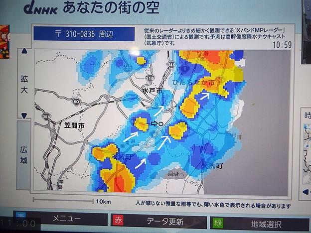 雨雲の流れ h1608230034○