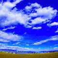 赤城山まで青く!・・・