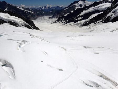 160720-27アレッチ氷河