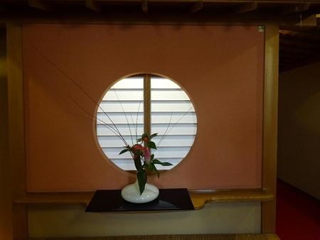 161231-01廊下花