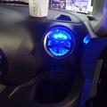 スペーシア 福井県 アンダーネオン取付 室内確認用LED