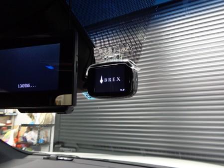 ハリアー60系 ドライブレコーダー取付
