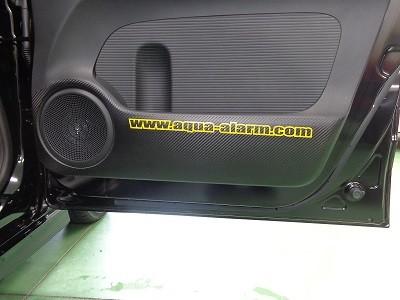 N-BOX ドアパネル傷防止シート 運転席