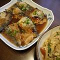 Photos: 焼き鯖のおろし煮