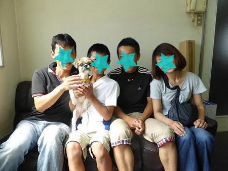 シェリに家族ができました