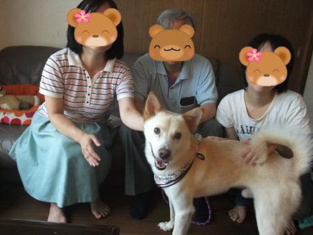 ユウスケの家族!