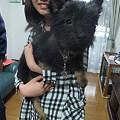Photos: お姉ちゃん、初抱っこ!!
