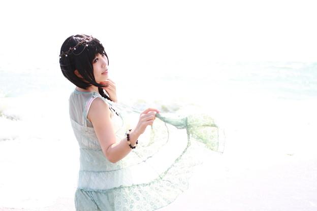 Photos: 真夏の少女2