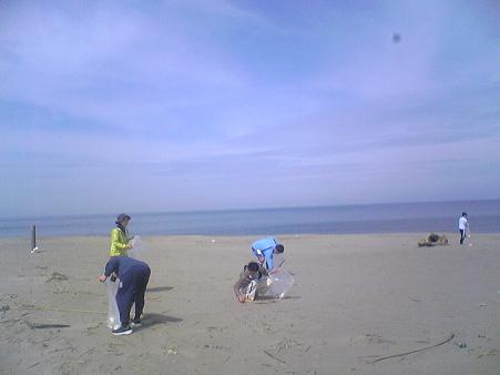 小針浜ビーチクリーン (5)