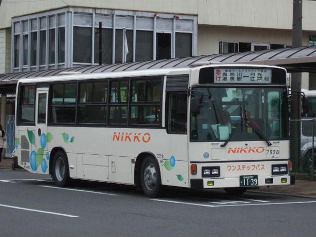 【日光交通】7528号車