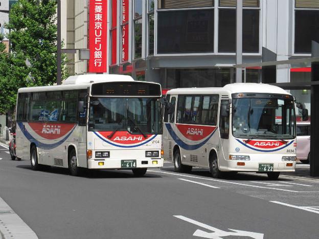 朝日バス 2104