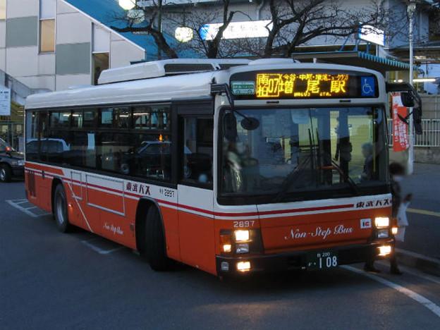 【東武バス】 2897号車