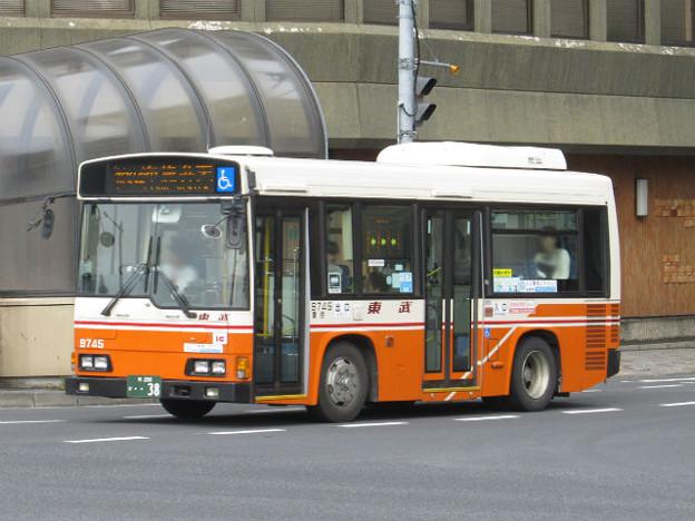 【東武バス】 9745号車