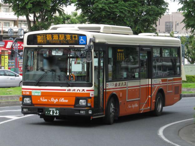 【東武バス】 5136号車