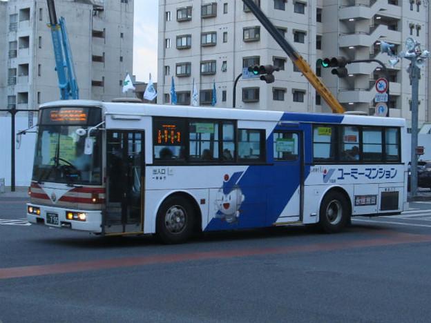 【関東自動車】 宇都宮200か755