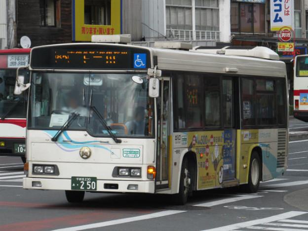 【関東自動車】宇都宮230あ250