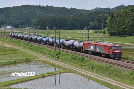 8179レ EH500-55+タキ