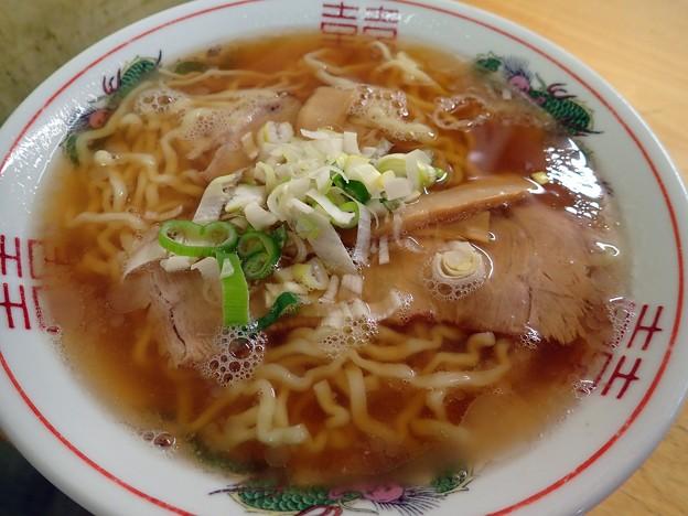 ラーメン@松食堂・喜多方市