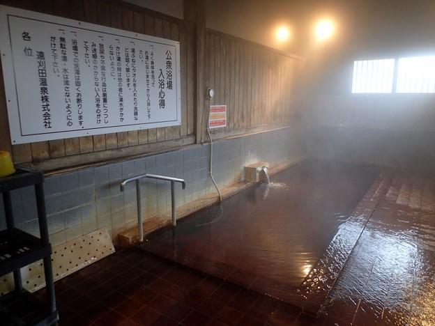 遠刈田温泉 共同浴場壽の湯@宮城県蔵王町
