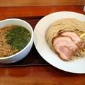 Photos: つけ麺・大盛@晴天・福島市