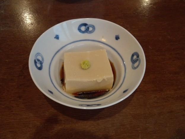 京雀 胡麻豆腐