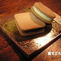 Photos: 横浜チョコレートのバニラビーンズ ショーコラ ラムレーズンとココナッツ 素敵に撮ってみた