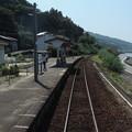 JR四国 愛ある伊予灘線下灘駅
