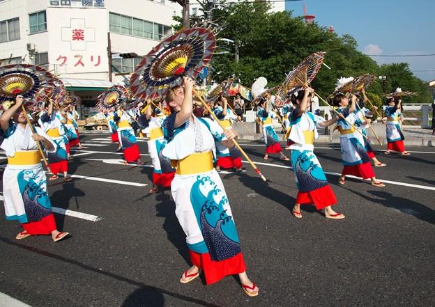鳥取しゃんしゃん祭(3)H28,8,14